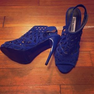 Steve Madden heels (never worn)